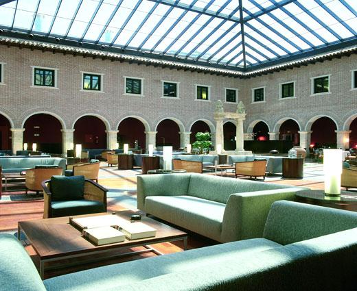 Boda civil en el hotel ac palacio de santa ana valladolid - Santa ana valladolid ...