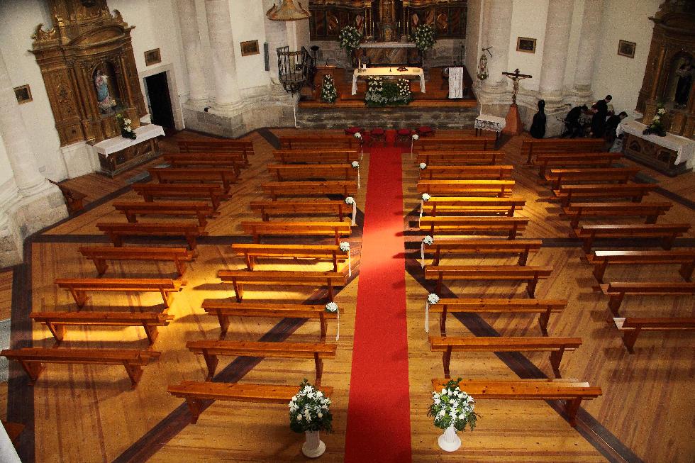 Boda Iglesia San Pedro Valoria