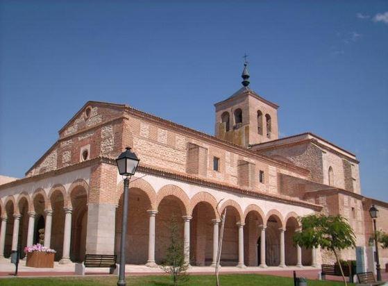 Boda Iglesia de Santa María del Castillo, Olmedo