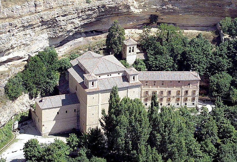 Boda en Santuario Fuencisla Segovia