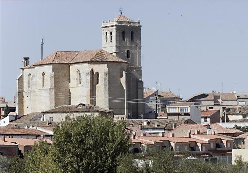 Boda Iglesia San Pedro Mucientes