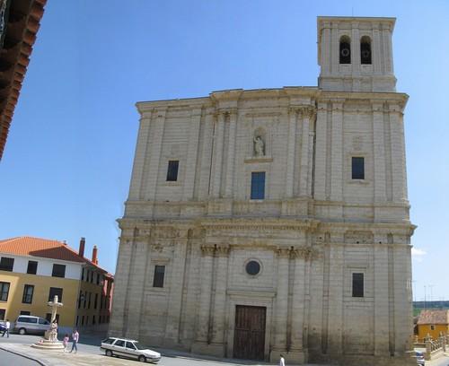 Boda Iglesia Santiago Medina de Rioseco
