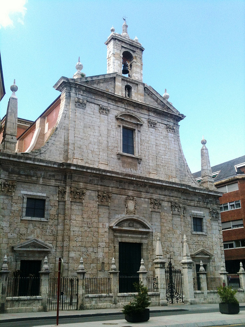 Boda en Nuestra Señora de la Calle  Palencia