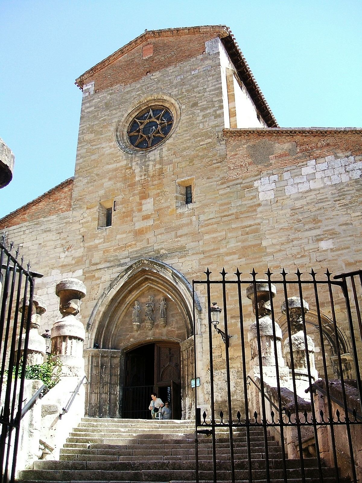 Boda en la Iglesia de San Gil Burgos