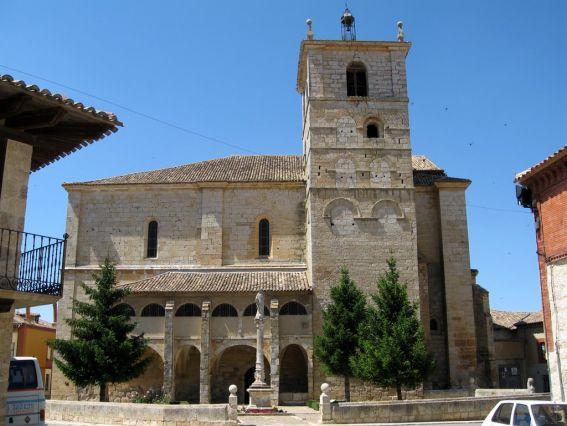 Boda Iglesia Santa Eugenia Astudillo