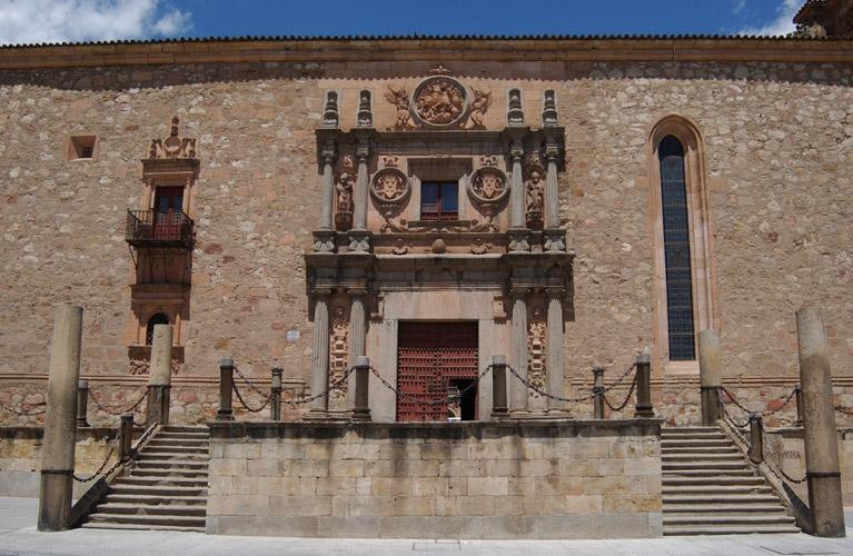 Boda civil Capilla Colegio Fonseca Salamanca