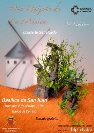 Don Quijote de la Música Venta de Baños