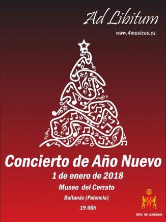 Concierto Navidad Palencia