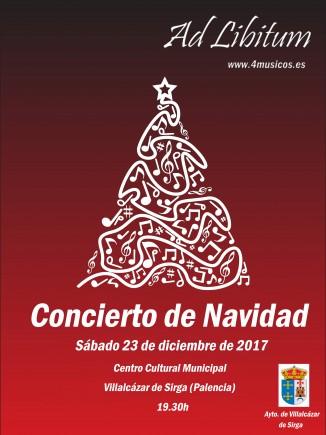 Concierto Navidad 4musicos