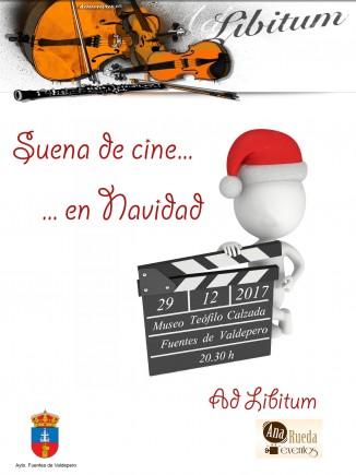 Concierto Navidad Fuentes de Valdepero, Palencia