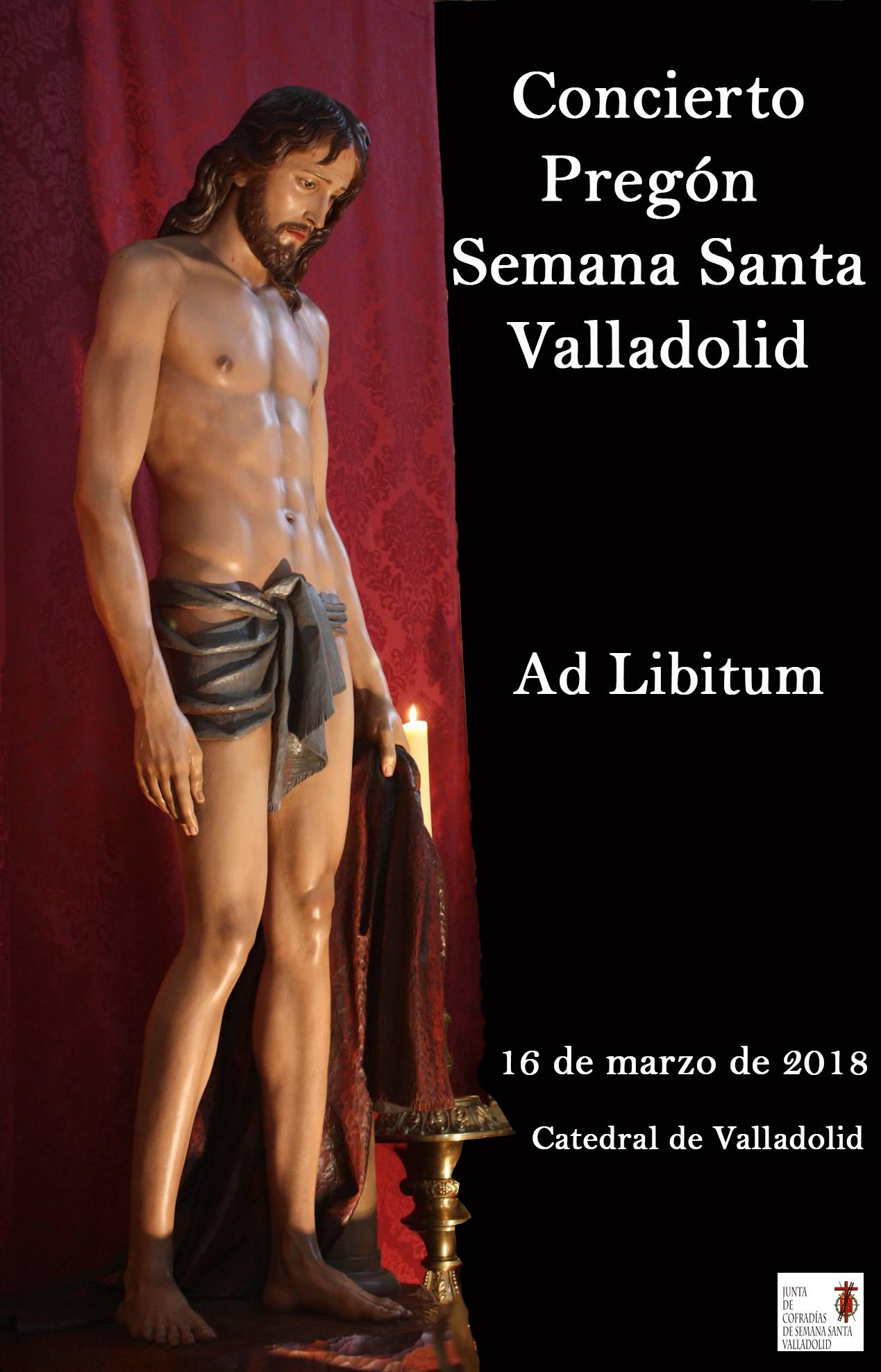 Concierto Pregón Valladolid 2018